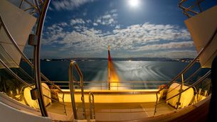 Lake Constance by ship