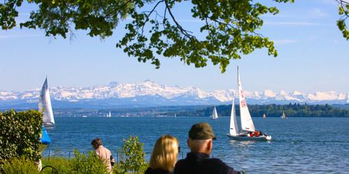 Lago Di Costanza Germania Cartina.Le Meraviglie Del Lago Di Costanza