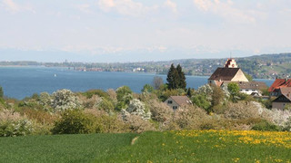 Lake Constance circular hiking trail