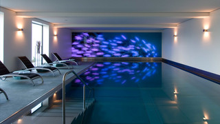 Pool im Hotel Knoblauch am Bodensee | © Hotel Knoblauch am Bodensee