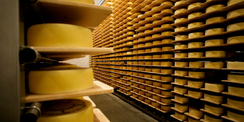 Appenzeller Cheese Dairy Lake Constance Tourism