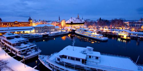 Advent Cruises From Constance Friedrichshafen And Lindau