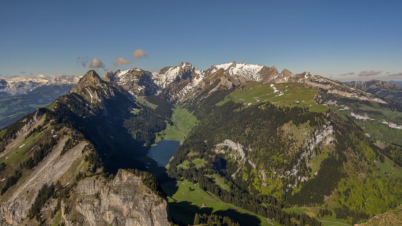 Hoher Kasten Seilbahn Und Drehrestaurant Bodensee Tourismus