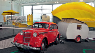 Erwin Hymer Museum at Lake Constance