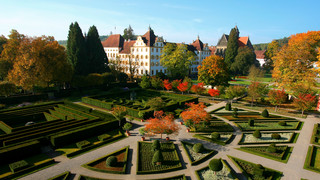 Salem Monastery and Palace at Lake Constance