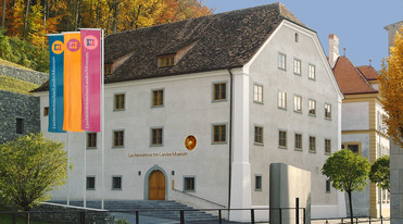 Liechtenstein National Museum close to Lake Constance
