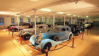 Rolls Royce Museum, Dornbirn at Lake Constance