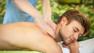 Massage in der Sonnenhof-Therme Bad Saulgau in der Nähe vom Bodensee