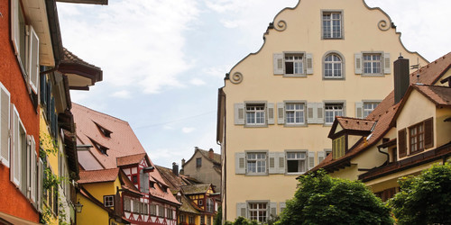 Guided city tour in Meersburg at Lake Constance