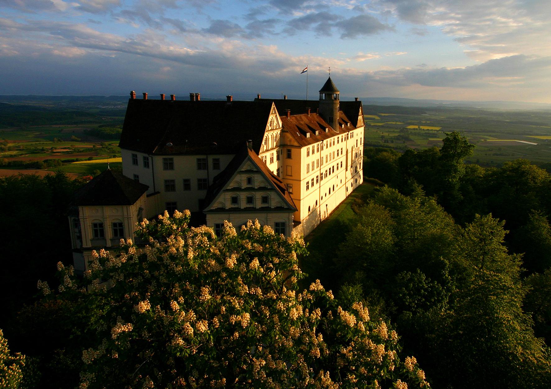 Schloss Heiligenberg (Heiligenberg) - Wikipedia