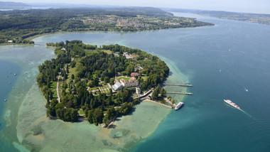 Insel Mainau Insel Palme² Bodensee Tourismus