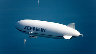 Zeppelin Lake Constance