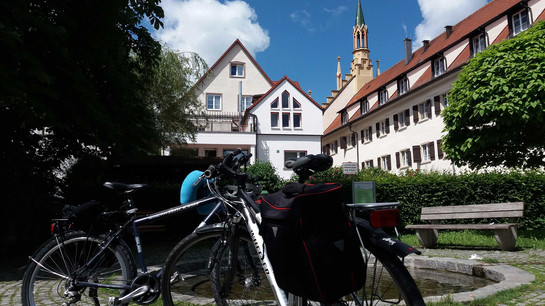Kneippen in Bad Waldsee