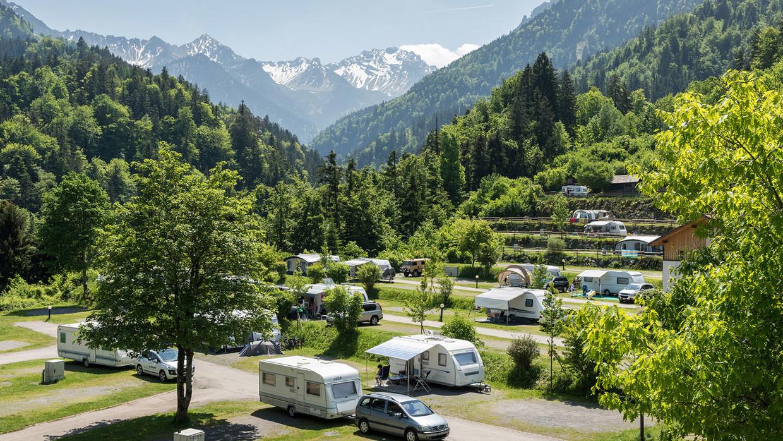Camping Am Bodensee Campingplatze Und Zeltplatze Direkt Am See Oder