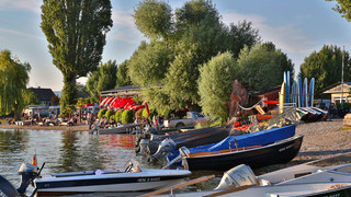 Camping Sandseele at the Island of Reichenau | © Camping Sandseele