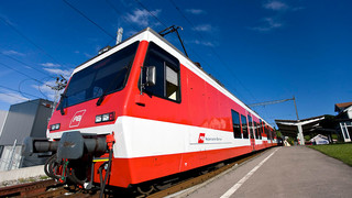 Thurbo Zug am Bodensee | © Bodensee Ticket
