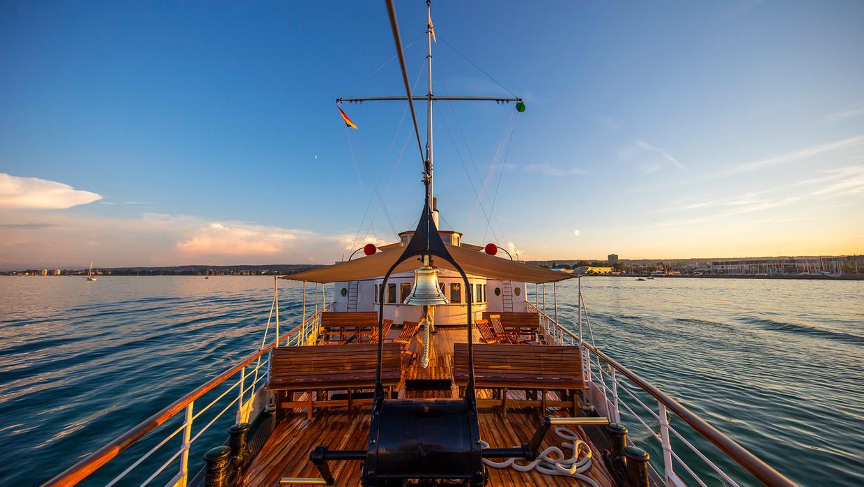 egyetlen hajó bodensee 2021