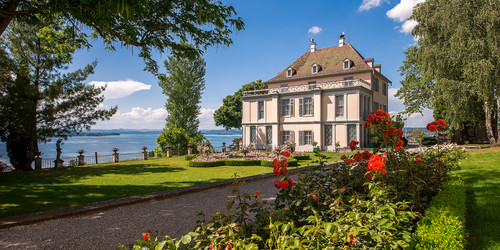 Arenenberg close to Lake Constance