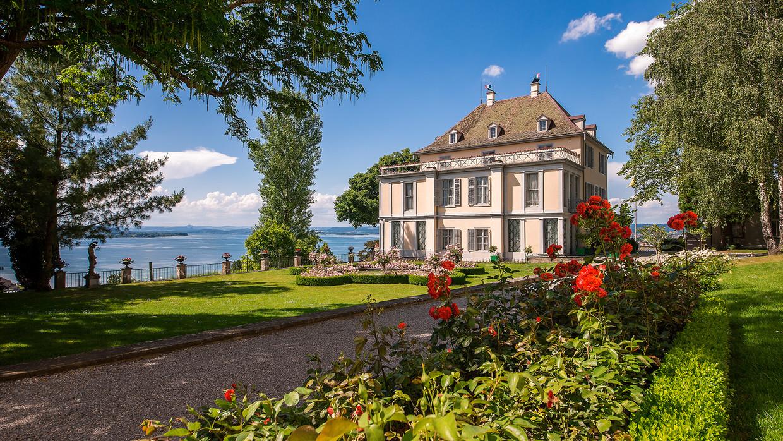 Gärten am Bodensee - Gartenkultur, Parks, Bodenseegärten