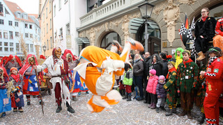Fasnacht in Constance, Photo: Marketing und Tourismus Konstanz GmbH, Aurelia Scherrer