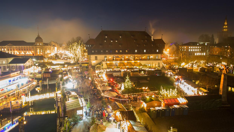 Überlingen Weihnachtsmarkt 2021