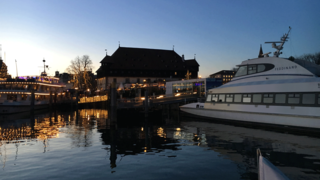 Catamaran to Christmas Markets